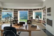Фото 3 Идеи дизайна домашнего кабинета: работаем дома с удовольствием