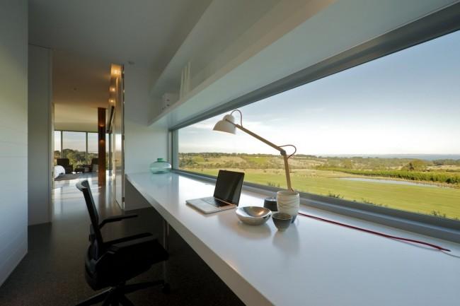 Дизайн кухни совмещенной с гостиной в частном доме фото