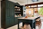 Фото 1 Дизайн кухни-студии: 85 лучших реализаций и тонкости студийной планировки