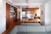 Фото 13 Дизайн кухни-студии: 85 лучших реализаций и тонкости студийной планировки