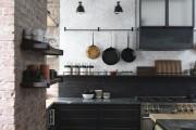 Фото 23 Дизайн кухни-студии: 85 лучших реализаций и тонкости студийной планировки