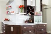 Фото 22 Дизайн кухни-студии: 85 лучших реализаций и тонкости студийной планировки