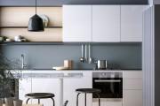 Фото 25 Дизайн кухни-студии: 85 лучших реализаций и тонкости студийной планировки