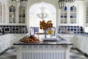 Фото 29 Дизайн кухни-студии: 85 лучших реализаций и тонкости студийной планировки