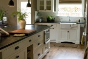 Фото 30 Дизайн кухни-студии: 85 лучших реализаций и тонкости студийной планировки