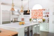 Фото 7 Дизайн кухни-студии: 85 лучших реализаций и тонкости студийной планировки