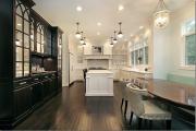 Фото 9 Дизайн кухни-студии: 85 лучших реализаций и тонкости студийной планировки