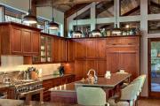 Фото 8 Дизайн кухни-студии: 85 лучших реализаций и тонкости студийной планировки