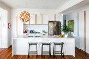 Фото 6 Дизайн кухни-студии: 85 лучших реализаций и тонкости студийной планировки
