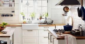 Дизайн кухни белого цвета: 40+ фото свежих и лаконичных дизайнерских проектов фото