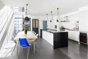 Фото 13 Дизайн кухни белого цвета: 65+ фото свежих и лаконичных дизайнерских проектов