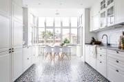 Фото 12 Дизайн кухни белого цвета: 40+ фото свежих и лаконичных дизайнерских проектов