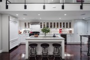 Фото 9 Дизайн кухни белого цвета: 65+ фото свежих и лаконичных дизайнерских проектов