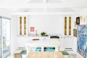 Фото 8 Дизайн кухни белого цвета: 65+ фото свежих и лаконичных дизайнерских проектов