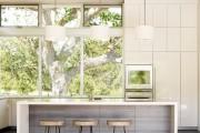 Фото 19 Дизайн кухни белого цвета: 65+ фото свежих и лаконичных дизайнерских проектов