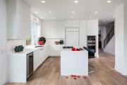 Фото 18 Дизайн кухни белого цвета: 40+ фото свежих и лаконичных дизайнерских проектов