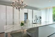 Фото 17 Дизайн кухни белого цвета: 40+ фото свежих и лаконичных дизайнерских проектов