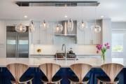 Фото 16 Дизайн кухни белого цвета: 40+ фото свежих и лаконичных дизайнерских проектов