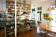 Фото 19 Дизайн кухни зеленого цвета (80+ трендовых интерьеров): модные сочетания оттенков от фисташкового и оливкового до изумруда и хаки