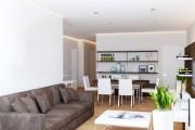 Фото 11 Дизайн-проекты квартир: готовые решения для идеального интерьера
