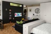 Фото 15 Дизайн-проекты квартир: готовые решения для идеального интерьера