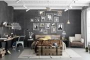 Фото 20 Дизайн-проекты квартир: готовые решения для идеального интерьера