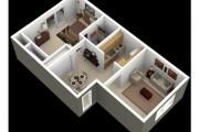 Фото 2 Дизайн-проекты квартир: готовые решения для идеального интерьера