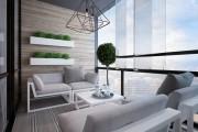 Фото 6 Дизайн-проекты квартир: готовые решения для идеального интерьера
