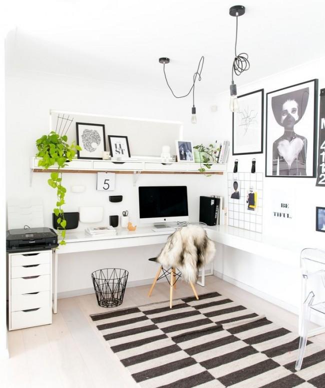 Белый цвет в интерьере — беспроигрышный вариант оформления любой комнаты