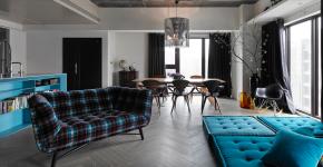 Интерьеры квартир в современном стиле: 45 универсальных идей оформления фото