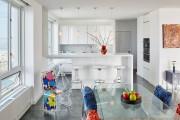 Фото 16 Интерьеры квартир в современном стиле: 45 универсальных идей оформления