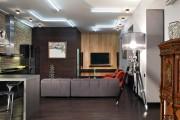 Фото 21 Интерьеры квартир в современном стиле: 45 универсальных идей оформления