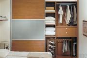 Фото 2 Как правильно выбрать шкаф-купе для спальни?