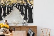 Фото 5 Выбираем картины для интерьера: 50+ идей размещения постеров, диптихов и репродукций