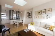 Фото 2 Дизайн кухни-столовой-гостиной: как грамотно объединить функциональные зоны