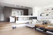 Фото 4 Дизайн кухни-столовой-гостиной: как грамотно объединить функциональные зоны