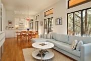 Фото 7 Дизайн кухни-столовой-гостиной: как грамотно объединить функциональные зоны