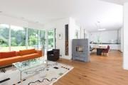 Фото 14 Дизайн кухни-столовой-гостиной: как грамотно объединить функциональные зоны