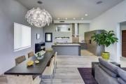 Фото 17 Дизайн кухни-столовой-гостиной: как грамотно объединить функциональные зоны