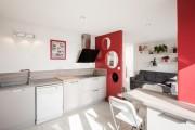 Фото 20 Дизайн кухни-столовой-гостиной: как грамотно объединить функциональные зоны