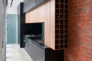 Фото 4 Кухня хай-тек: бескомпромиссная функциональность в интерьере