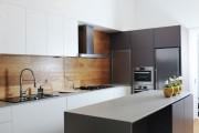 Фото 5 Кухня хай-тек: бескомпромиссная функциональность в интерьере