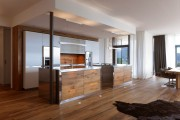 Фото 10 Кухня хай-тек: бескомпромиссная функциональность в интерьере