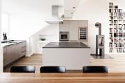 Фото 11 Кухня хай-тек: бескомпромиссная функциональность в интерьере