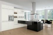 Фото 13 Кухня хай-тек: бескомпромиссная функциональность в интерьере