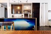 Фото 2 Кухня в стиле лофт: индустриальная романтика в домашнем интерьере, 75 фото