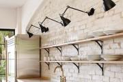 Фото 3 Кухня в стиле лофт: индустриальная романтика в домашнем интерьере, 75 фото