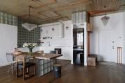 Фото 22 Кухня в стиле лофт: индустриальная романтика в домашнем интерьере, 75 фото