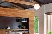 Фото 24 Кухня в стиле лофт: индустриальная романтика в домашнем интерьере, 75 фото
