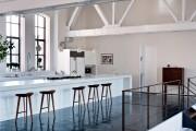 Фото 33 Кухня в стиле лофт: индустриальная романтика в домашнем интерьере, 75 фото